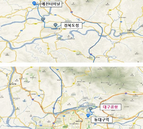 대구경북이 자유한국당을 구했습니다...이철우 최고위원 후보 합동연설회에서!!!