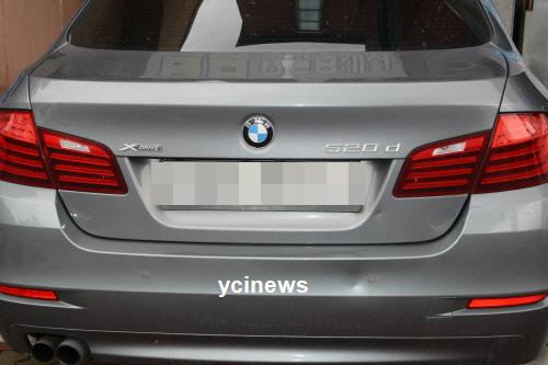 우린 몰라요! 예천군 관내 BMW 차량 몇 대인지 파악도 못하는 예천군 교통행정...