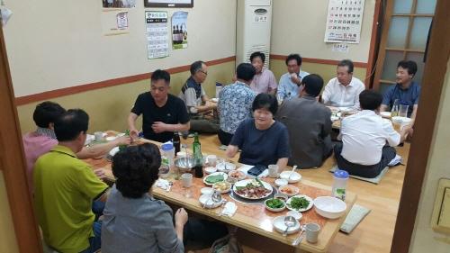 개교 106주년 역사 자랑하는 예천초등학교 총 동창회 차기 권오진 현 회장 유임!!!