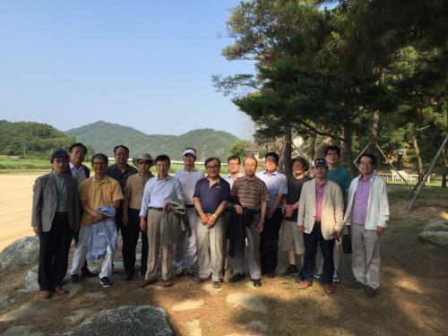 예천군 출신 법조인들의 모임