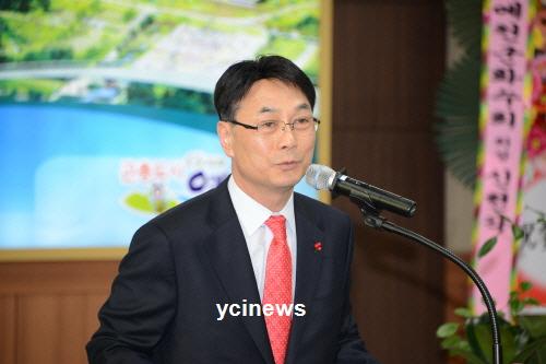 신동은 전 예천군 기획감사실장 6.13 선거 예천군의원 가(예천읍)선거구 출마 선언..