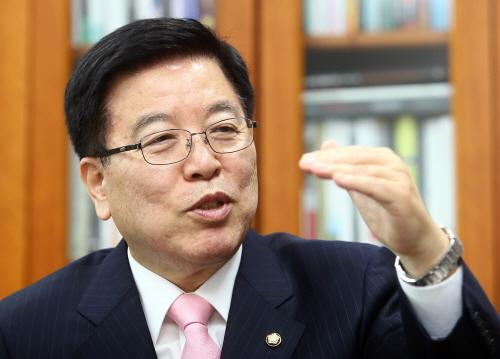 경북도지사 출마 김광림 의원