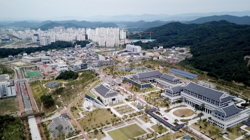 6.13 지방선거 김상동 예비후보자 각종 산업단지 유치 등
