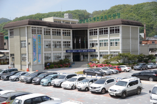경상북도예천교육지원청 9월 1일자 관내 초·중등 교육공무원 인사발령...