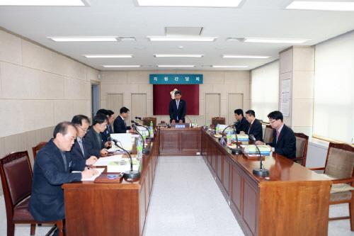 예천군의회 조경섭 의장