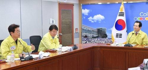 제5회 대구 군 공항 이전부지 선정위원회 개최. 이 지사