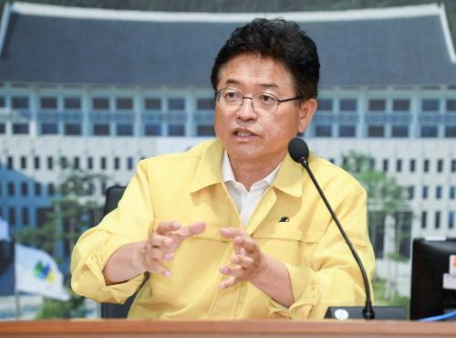 김상동 전 부군수 선거캠프 합류