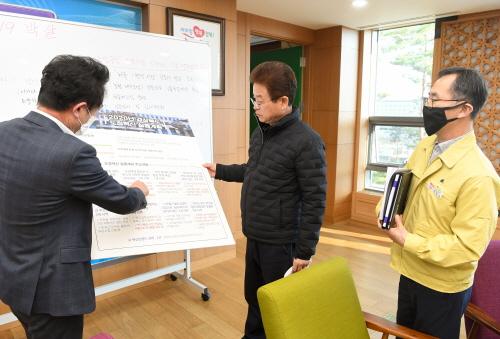 경북도 코로나19 조기 종식과 이후 경제 활성화 위한