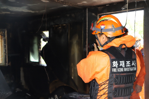 경북도 소방본부 상반기 화재 1,472건 발생! 인명 35%, 재산피해 125% 증가 발표!